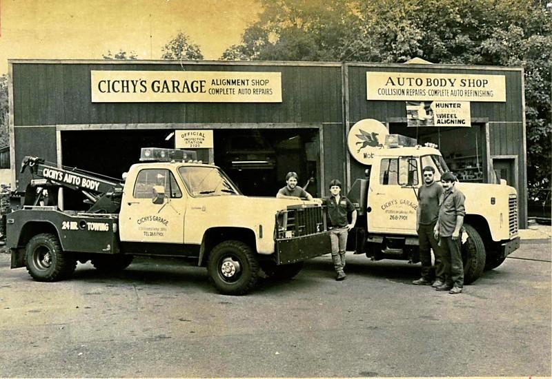 Cichy's Garage