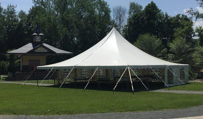 Hilltown Tents