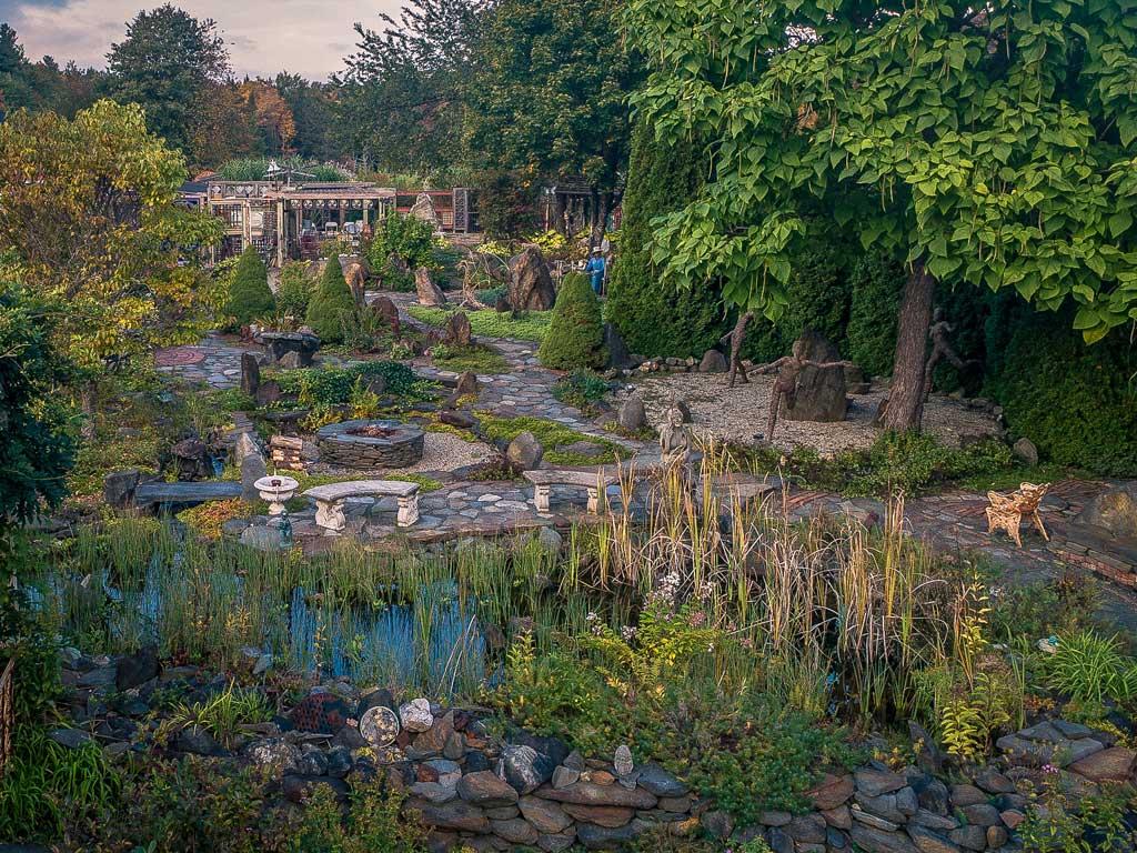 Three Sisters Sanctuary, Where Art & Nature Merge