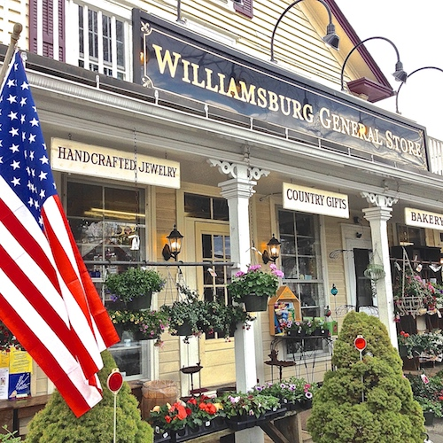Williamsburg General Store